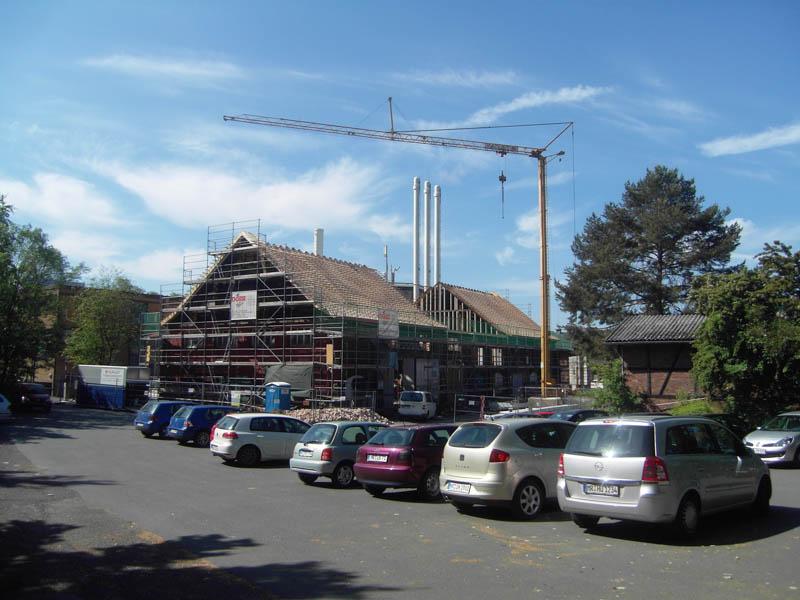 Baufortschritt-Juni