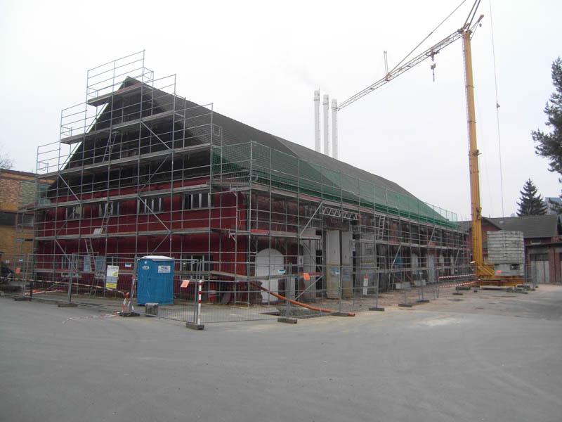 Baufortschritt-Mai