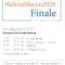 Lahnoblocco – Das Finale am 8.2. in der Volksbank Kletterhalle Marburg